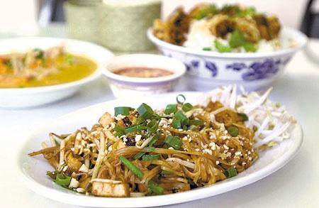 La cocina tailandesa