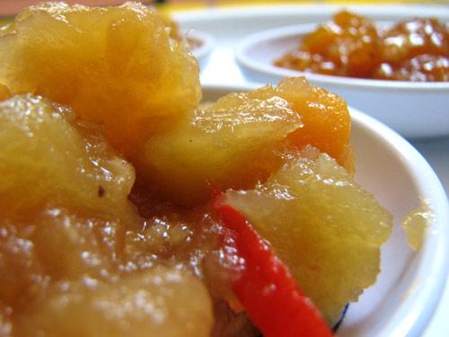chutney-manzana